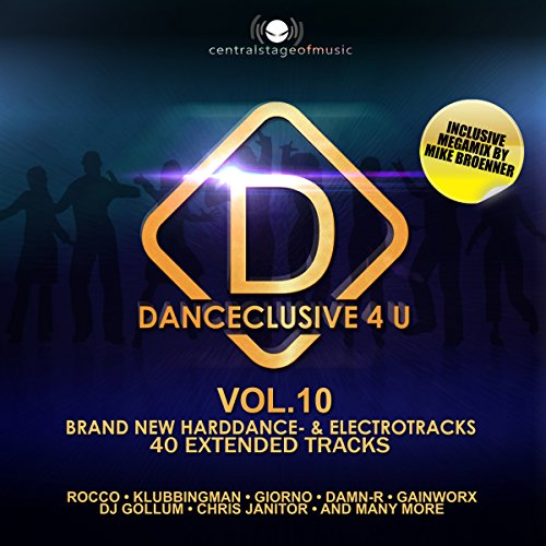 Various Artists-Danceclusive 4 U Vol.10
