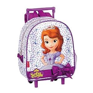 Princesas Disney – Princesita Sofía – Trolley Mochila para niños