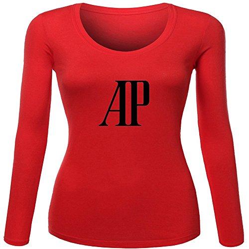audemars-piguet-logo-ap-for-2016-womens-printed-long-sleeve-tops-t-shirts