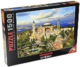 Anatolian/Perre Group ANA.4534 - Puzzle - Hagia Sophia, 1500-Teilig