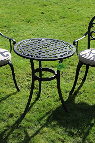 Jardin Table aluminium cm