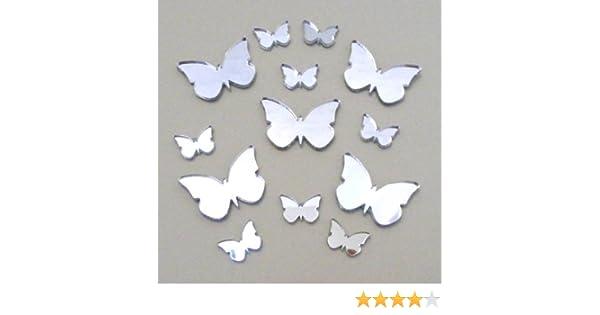 3/cm 4/cm Super Cool Creations 19/Farfalla Specchio /Â /€ 4/Misure/ /12/cm 6/cm