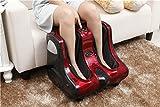 Keraiz Foot, Leg, Calf Massager, Footstep Home Automatic Kneading,Shiatsu Kneading Rolling Foot Ankle