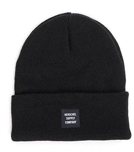 herschel-supply-co-abbott-beanie-hat-black