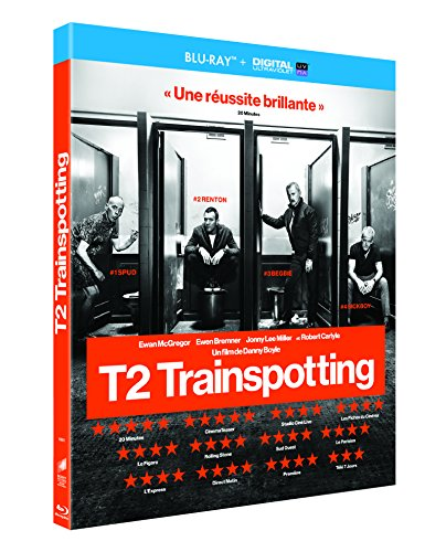 T2 Trainspotting [Blu-ray + Copie digitale]