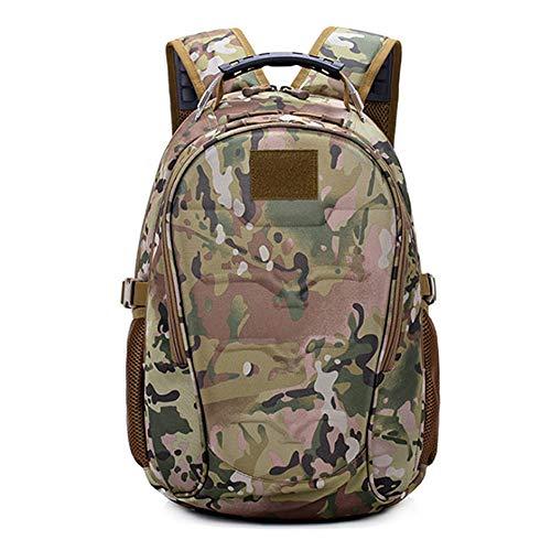WXQQ SportLaptop Rucksack Für Herren. Schulrucksack Für Jungen Teenager Business Notebook. Männer Outdoor und Unicamouflage Army