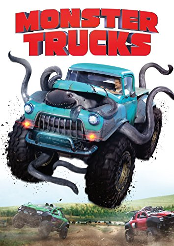Monster Trucks [DVD] - Monster-truck-dvd