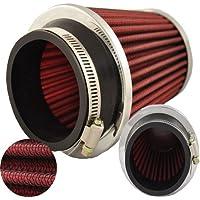 WOLTU Universal Sportluftfilter Luftfilter Tuning Stream Air Carbon Look 7041