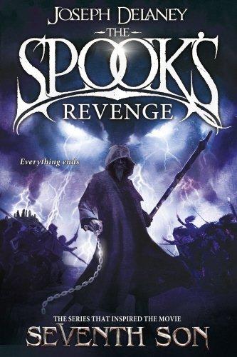 The Spook's Revenge: Book 13 (The Wardstone Chronicles) by Joseph Delaney (2013-12-05)