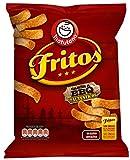 Fritos - Producto de aperitivo de maiz frito con sabor a carne ahumada - 156 g - , Pack de 6
