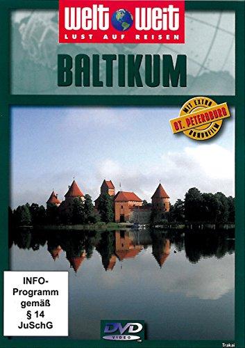 Baltikum - welt weit (Bonus: St. Petersburg)
