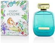 NINA RICCI Chant D'Extase For Women Eau De Parfum Spray (Limited Edition), 8