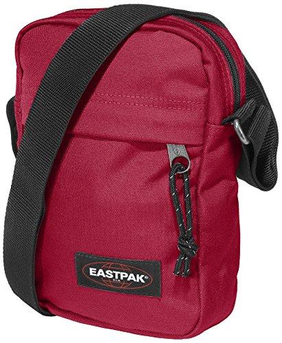 Eastpak Borsa Messenger, The One, blu - Hyper Hippo, EK045 Rosso