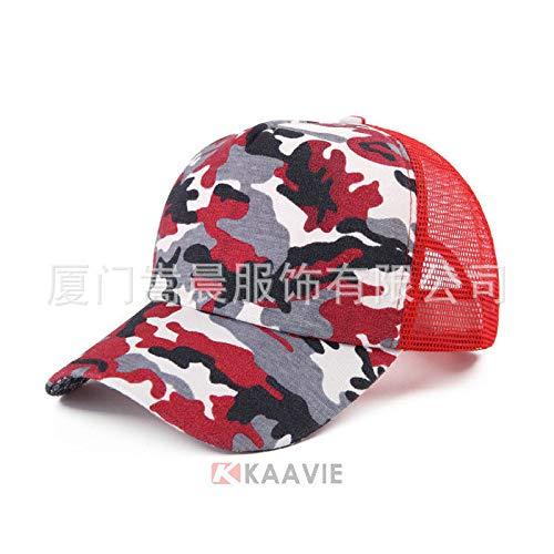 e Version des Trends Baseballmütze Stickerei Sommer Mode Cartoon gestickte Kappe Sonnencreme Hip Hop Hut 2 56-62cm ()