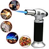 Best Torch Lighters - Emooqi Blow Torch Lighter Outdoor Windproof Cooking Torch Review