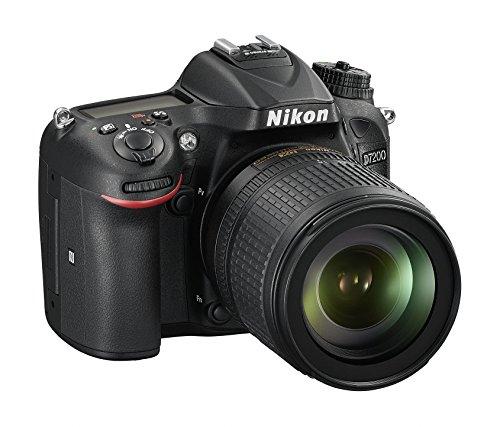 Nikon D7200 + Nikkor 18/105 VR Fotocamera Reflex Digitale, 24,72...