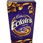 Cadbury Chocolate Eclairs Carton, 420g