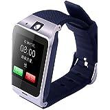 TIANKAI gv18 aplus reloj inteligente original con nfc función de cámara reloj tarjeta sim bluetooth para el teléfono androide iPhone6 , black KKKAOOL