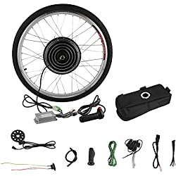 fghfhfgjdfj 36V 250W Professional Electric Bicycles E-Bike 26inch Front Wheel Conversion Kit Powerful Cycling Motor Replace Set