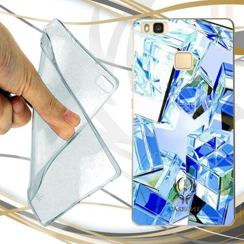 CUSTODIA COVER CASE ICE CUBE PER HUAWEI P9 LITE SMART
