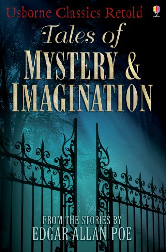 Tales of Mystery and Imagination (Usborne Classics Retold)