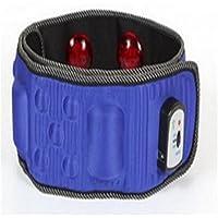 GJAA través de infrarrojos masaje calefacción rechazo de la correa del cinturón grasa fuera de la vibración de la grasa