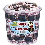 Haribo caracoles Regalices 100Mini Bolsa, 1er Pack (1x 1.27kg)