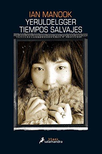 YERULDELGGER, LOS TIEMPOS SALVAJES (II) (Salamandra Black)