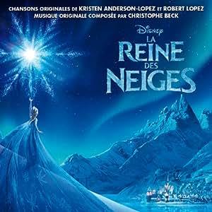 La Reine des Neiges (Digipack 2 CD)