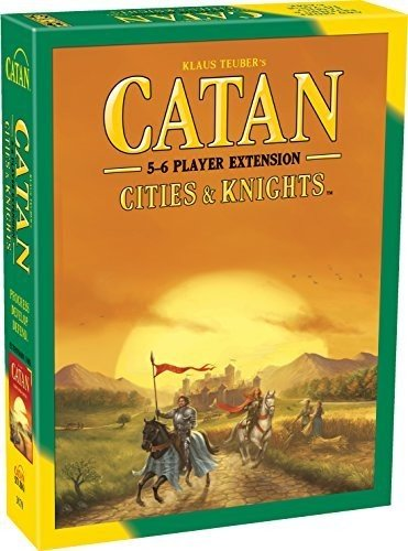 Mayfair Games MFG03078 – Brettspiele, Catan, Cities und Knights 5-6 Player Expansion