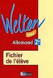 Image de Welten Neu 2de • Fichier de l'élève (Ed. 2010)