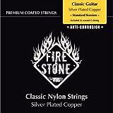 Fire & Stone 651880 Cordes pour Guitare Classique