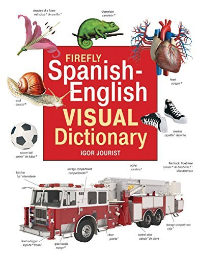 Firefly Spanish-English Visual Dictionary by Igor Jourist (2015-11-24)
