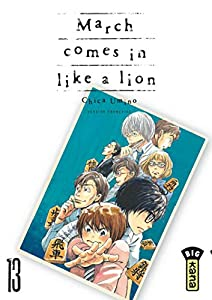 March comes in like a lion Edition simple Tome 13