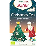 Yogi Tea Infusión Biológica en Bolsitas Christmas Tea Bio 17x2,2 g
