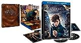 Animali Fantastici - Dove Trovarli + I Crimini di Grindelwald (2 Blu Ray) Edizione Italiana
