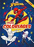 SPIDER-MAN - Mes coloriages...