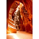 PB Grand Canyon Inside Cave Antelope Unframed Canvas Painting 16 x 24inch
