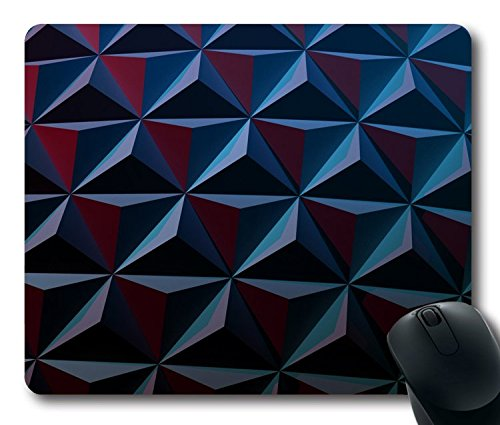 qiqo-uniqe-mouse-pad-with-epcot-florida-usa-size9in-x-7in-1-8in-neoprene-rubber-standard