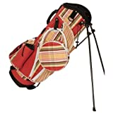 Sassy Caddy Women's Zesty Golf Stand Bag, Tomato - Best Reviews Guide