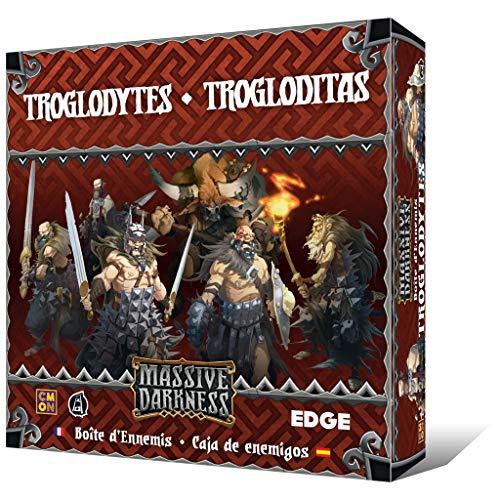 Edge Entertainment - Caja de enemigos: Trogloditas - Español (EECMMD03)