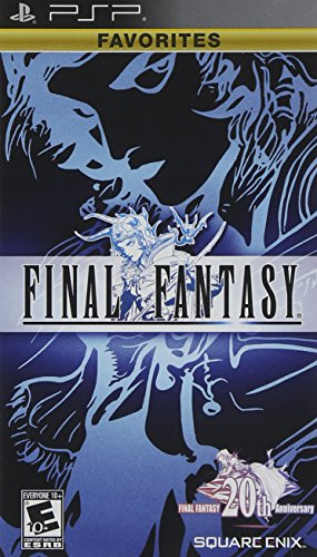 Final Fantasy I Game PSP [UK-Import]