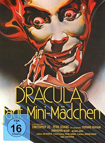 Dracula jagt Mini Mädchen - Hammer Edition Nr. 22- Cover C - Mediabook - Limitierte Auflage [Blu-ray]