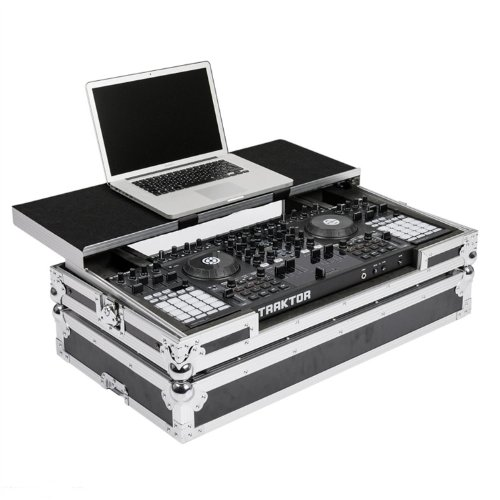 Magma DJ-Controller Workstation S4F1, Schwarz