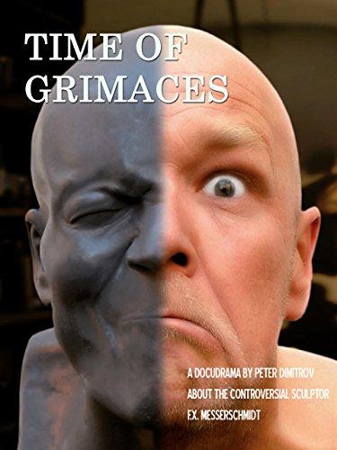 Time of Grimaces Barock-skulptur
