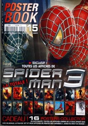 POSTER BOOK [No 15] du 01/06/2007 - SPIDER MAN 3