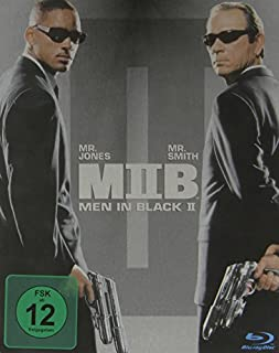 Men in Black 2 - Steelbook [Blu-ray]