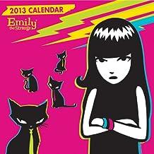 Emily 2013 Wall Calendar