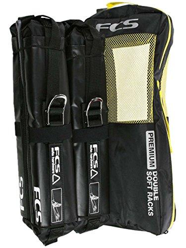 Surf Accessories FCS Double Soft Racks