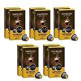 Tchibo Eduscho Espresso Classico - Nespresso®* kompatible Kapseln, 100 Stück (10x10 Kapseln)